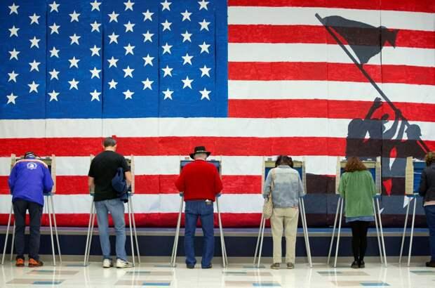 Американские политики подрывают основы государственности США