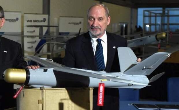Армия Польши недополучила ударные дроны, которые «всплыли» вКарабахе
