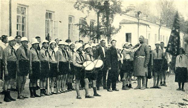 Пионерия страны Советов