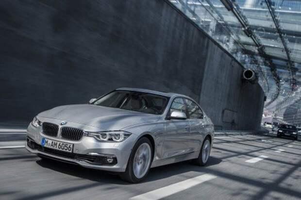 Плагин-гибрид BMW 330e
