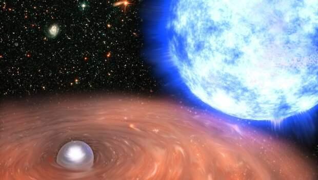 Белый карлик – загадка Вселенной или естественный ход вещей