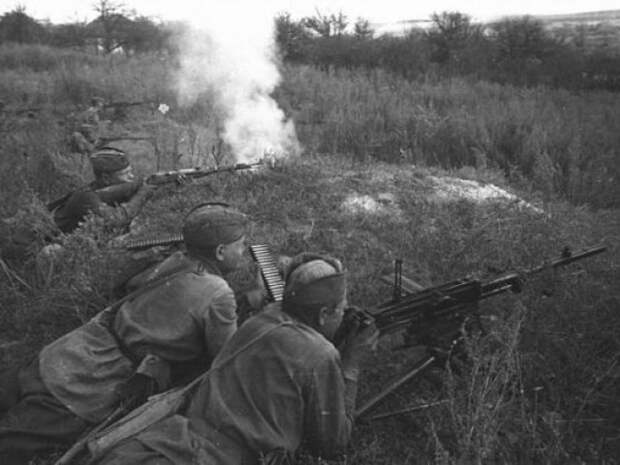 Неравный бой: 33 красноармейца против 70 немецких танков