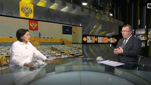 Сардана Авксентьева готова критиковать Минфин: Я увидела нищету