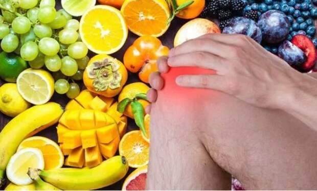 Диета при артрите: названы три фрукта, которые усиливают боль