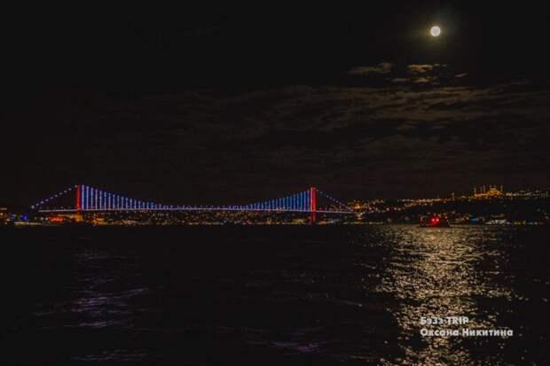 Попытка военного переворота в Турции дала новое название мосту. Теперь он Мост мучеников