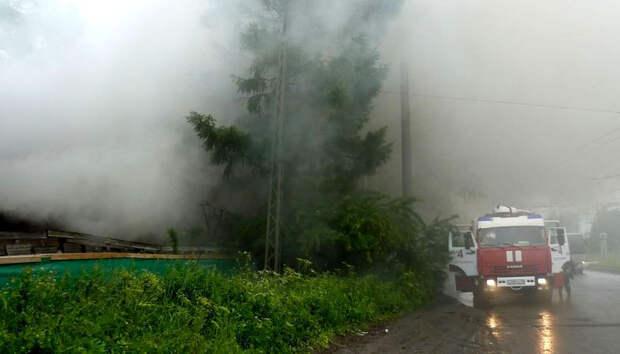 Банкет в пожарной части: «Он один лежал. Живой, не живой…»