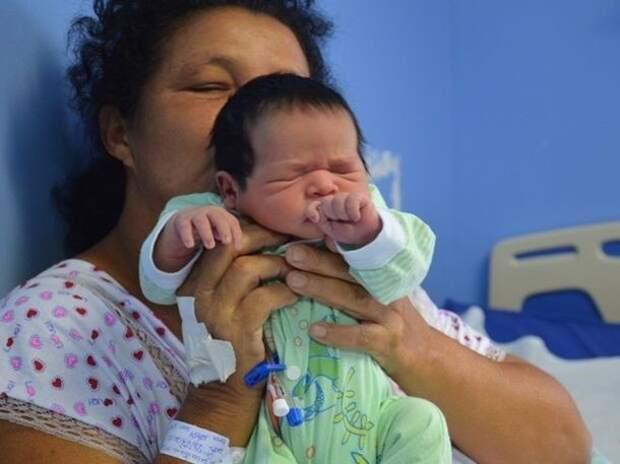 Многодетная мать многодетная, ребенок, факты