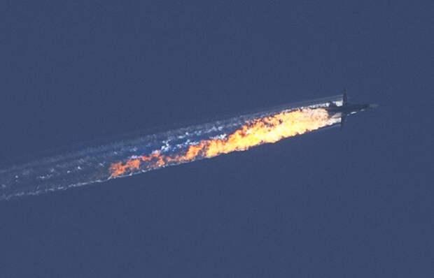 Турция сбила российский бомбардировщик без оповещения партнеров по НАТО
