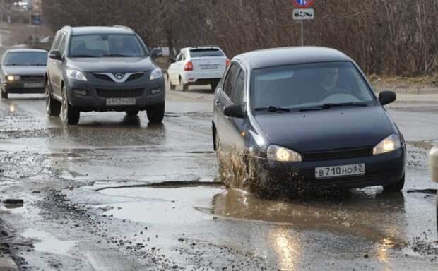 Активисты ОНФ составят общероссийскую карту качества дорог России