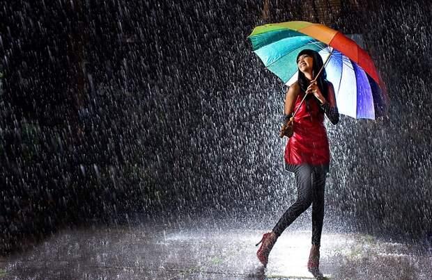 Ученые, оказывается не знают, как образуется дождь
