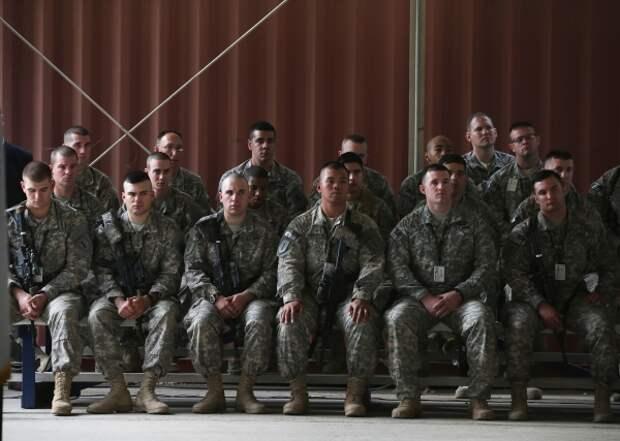 В конгрессе США отказались вывести войска из Ирака