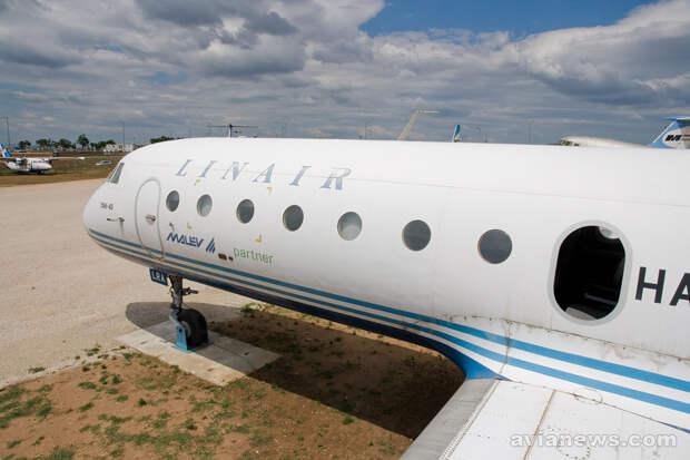Aeropark Budapest: как в Венгрии сохранили историю своей гражданской авиации