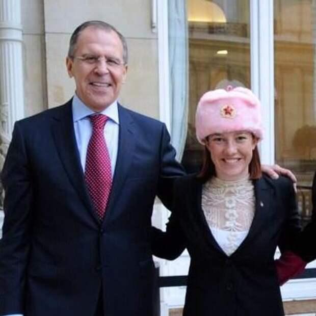 Министр, за которого не стыдно.  Сергею Лаврову — 65!