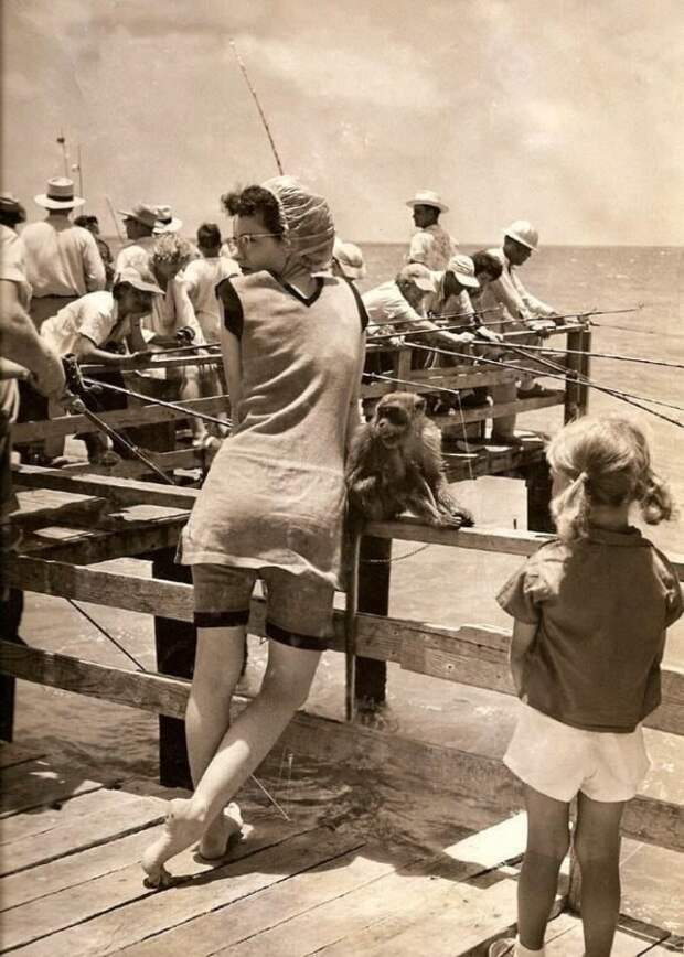 Редкие исторические фотографии прошлого
