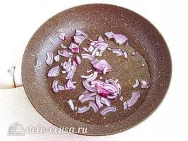 Паста с тунцом и оливками: фото к шагу 5