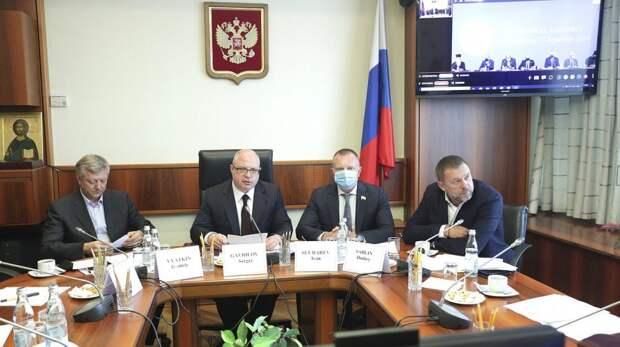 Сергей Гаврилов переизбран президентом Межпарламентской Ассамблеи Православия