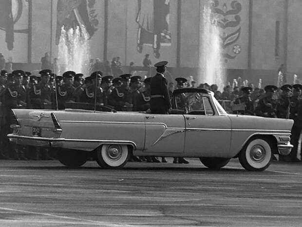 Советский автомобиль мечты: правда имифы о«Чайке»