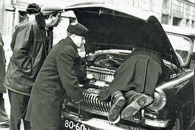 Люди и машины: Юрий Никулин