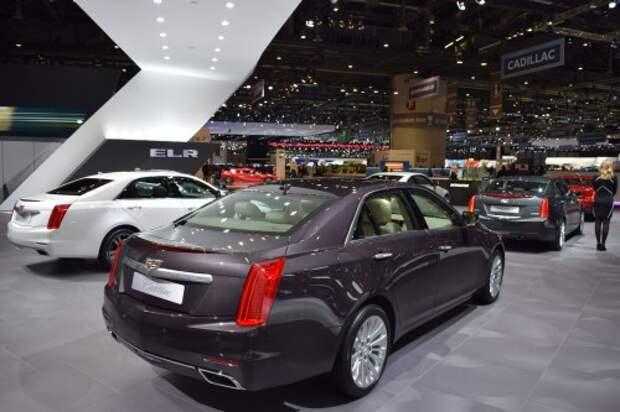 GM прекратит сборку Cadillac в Петербурге до конца июня