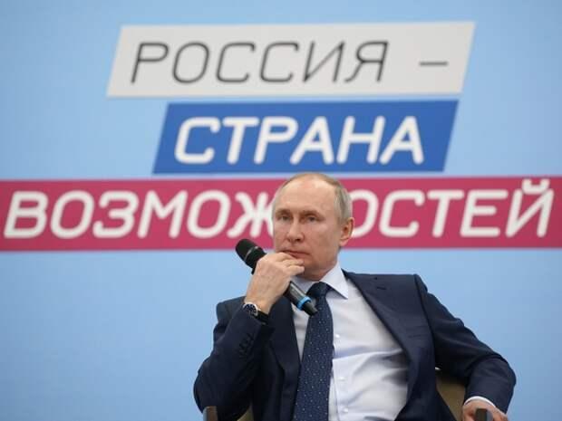 WP: Путин снова грозит войной Украине, чтобы отвлечь население от внутренних проблем