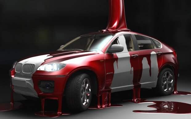 Не бит, не крашен… Алгоритм поиска следов кузовного ремонта авто, покупка