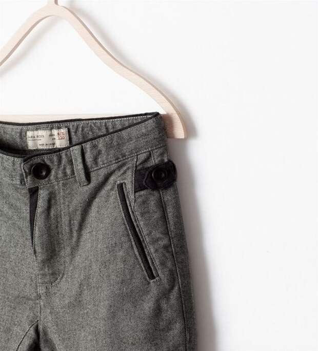 Детали брюк (11 шт)