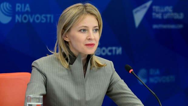 Поклонская рассказала об ожиданиях от послания Путина