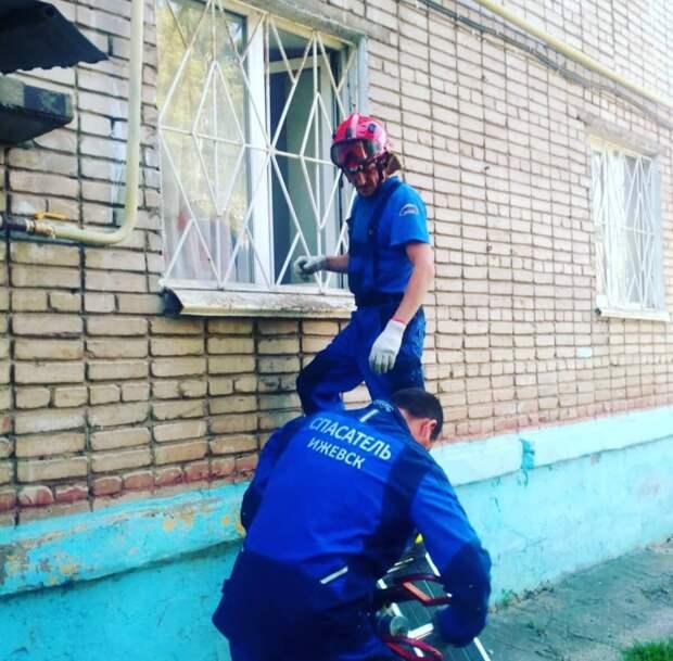 Тело женщины нашли в одной из квартир Ижевска