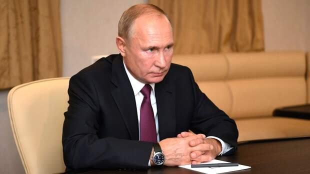 Владимир Путин провел переговоры с премьер-министром Ливии