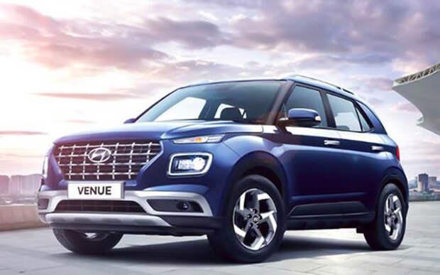 Дикий ажиотаж: спрос на самый дешевый кроссовер Hyundai превысил предложение