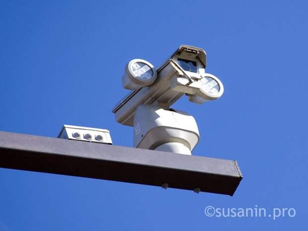 12 новых камер заработали на трассе Елабуга – Пермь в Удмуртии