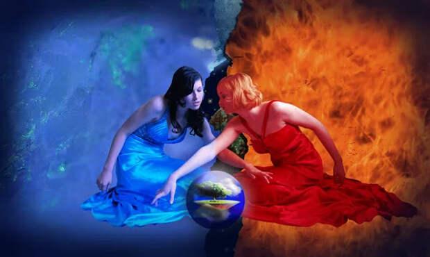 Предсказание на отношения по воде и огню: счастливый брак или развод