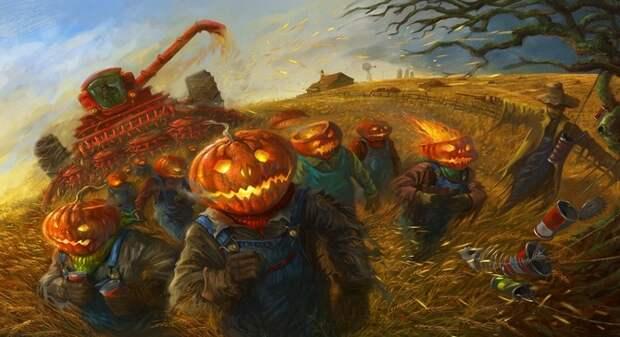 «Война с тыквами»: Хэллоуин и пост-советское православие