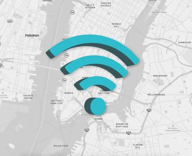 Как приложение WiFi Map поможет оставаться на связи в путешествиях