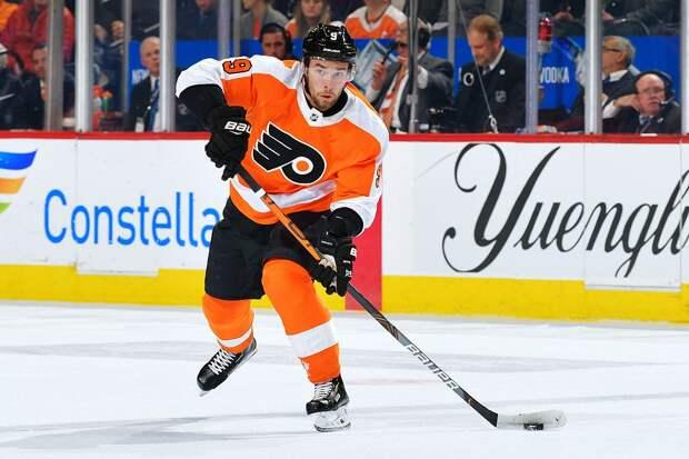 Проворов забил 1-й гол в новом сезоне НХЛ