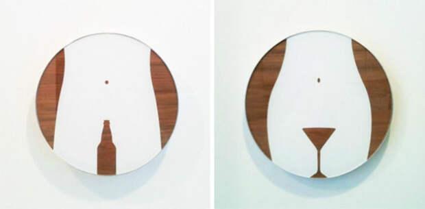 Туалетные указатели как искусство