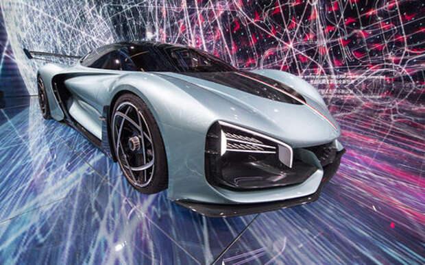 Китайцы утерли нос Bugatti