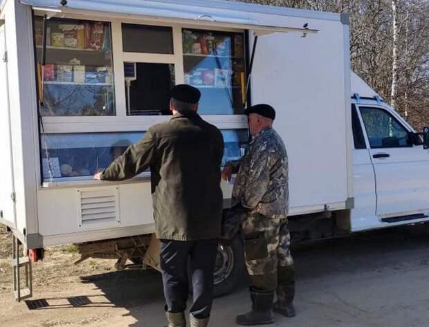 «Автолавки» приедут еще в 100 поселков Нижегородской области