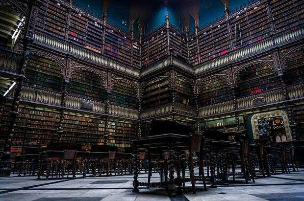 26 самых красивых библиотек мира