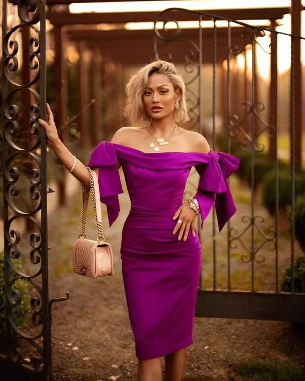 Платье футляр 2020 фото 6