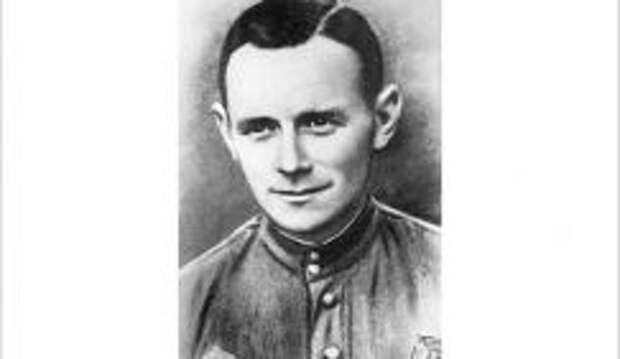 Активный участник антифашистской борьбы и Великой Отечественной войны немецкий гражданин Герой Советского Союза Фриц Шменкель