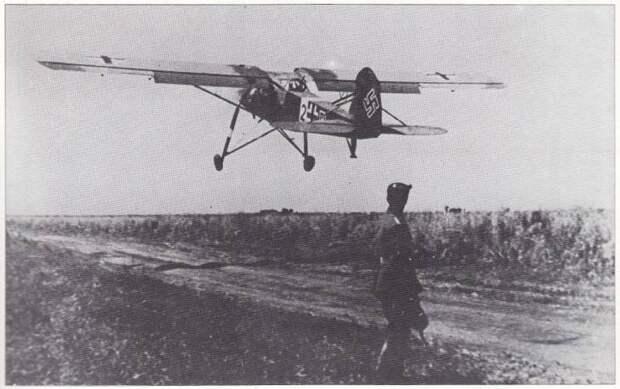 Боевые самолеты. По-2 на немецкий манер
