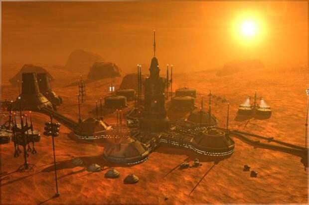 """""""Я защищал пять человеческих колоний от коренных марсианских форм жизни"""""""