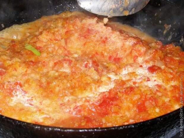 Куриные ножки в овощном соусе - оригинальный рецепт с пошаговой фотоинструкцией