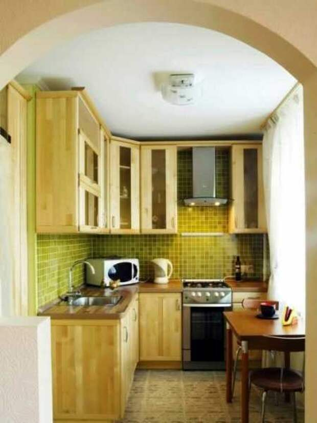 Что делает кухню не удобной