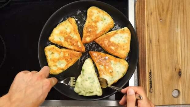 Лепешки-застежки с сюрпризом внутри — идеальный ужин для семьи