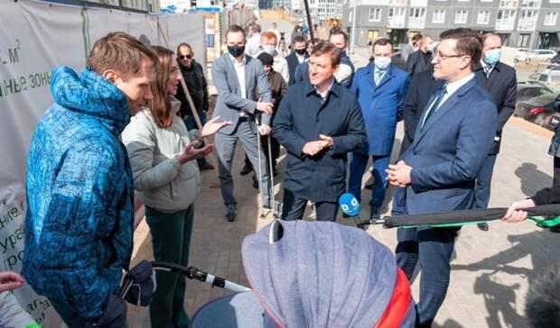 Турчак высоко оценил проект комплексного развития нижегородской агломерации