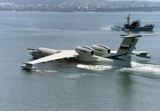 Прерванный полет «Альбатроса»