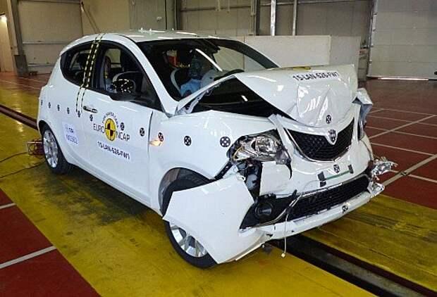Тесты Euro NCAP вычислили очередную машину-убийцу (ВИДЕО)
