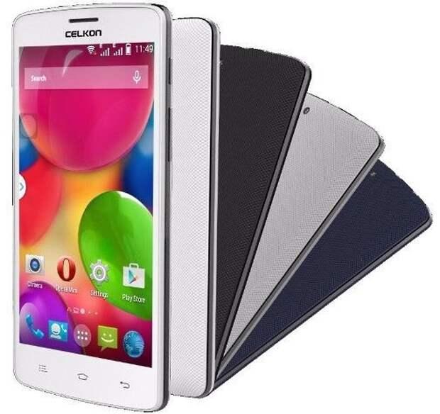 смартфон Celkon Q5K Power
